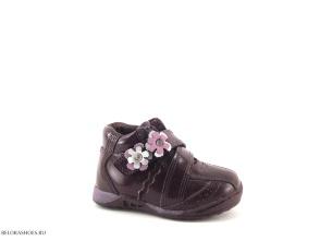 Ботинки ясельные Зебра 2610