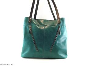 Сумка-рюкзак женская Трио