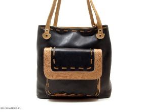 Сумка-рюкзак женская Трио 5