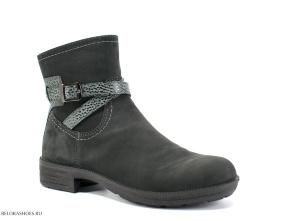 Ботинки женские Марко 6294, нубук