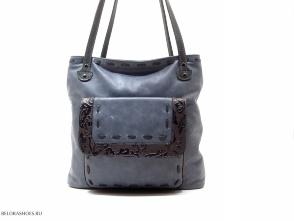 Сумка-рюкзак женская Трио 6