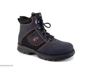 Ботинки школьные Марко 6691