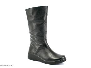 Сапоги женские Росвест 630-3, черный