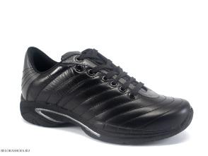 Кроссовки мужские Spotter 131499S, черный