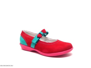 Туфли детские Шаговита 4393