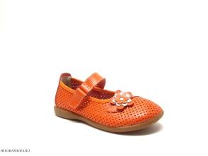 Туфли школьные летние Марко 064552