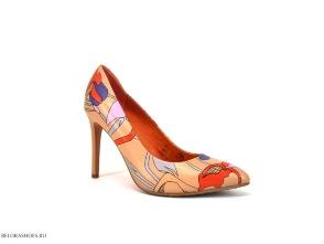 Туфли женские Марко 131298, бежевый