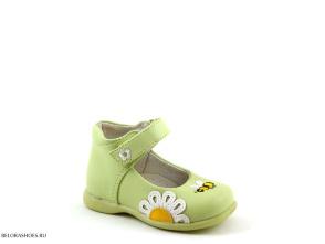 Туфли ясельные Бамбини 762-15111