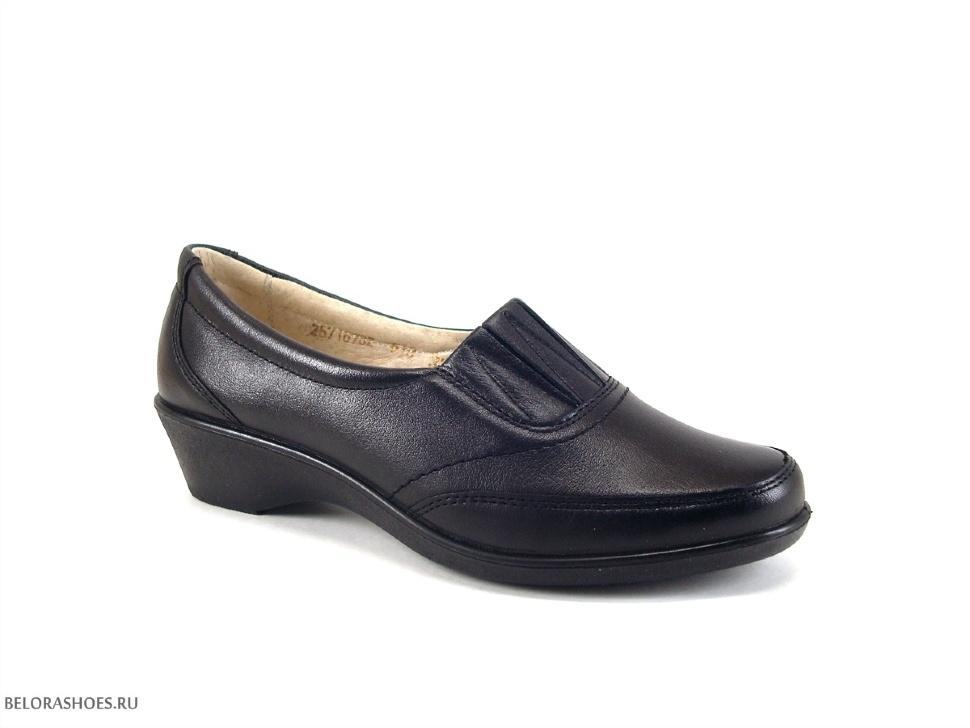 Туфли женские Росвест 613, черный