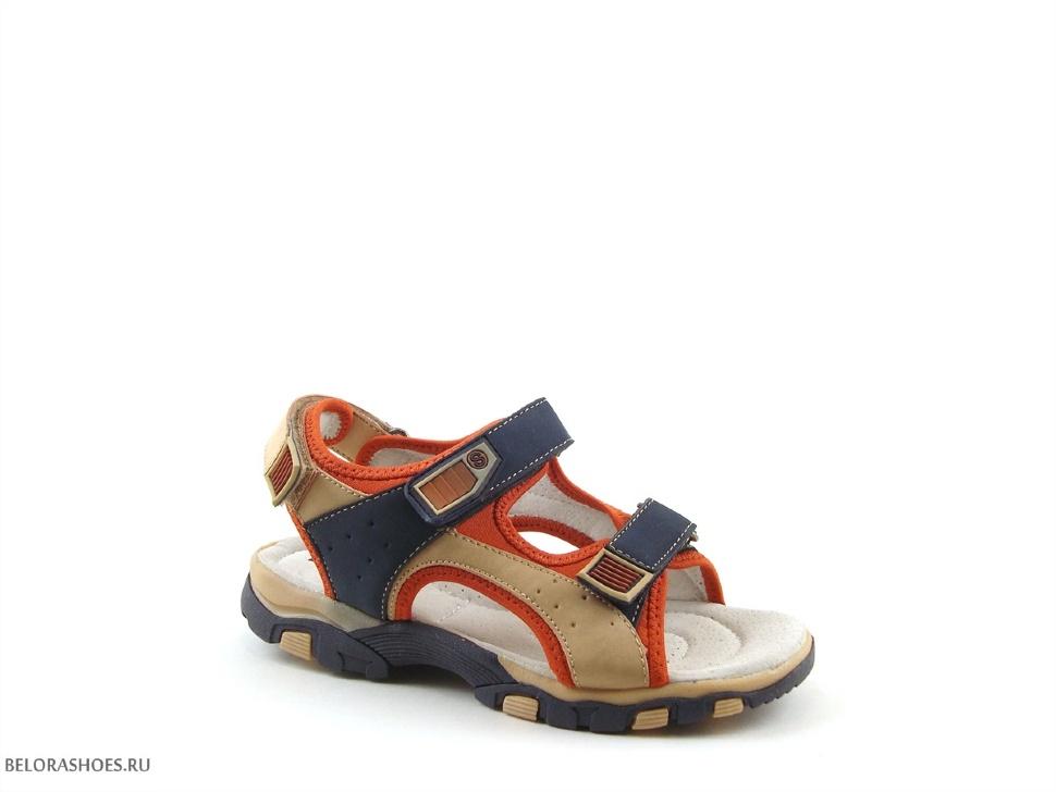 Сандали детские Бамбини 899-36111, коричневый