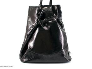 Сумка женская Рюкзак, черный