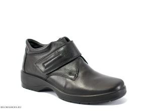 Ботинки женские Росвест 685-3, черный