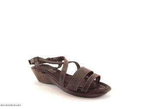 Босоножки детские Шаговита 6423, коричневый