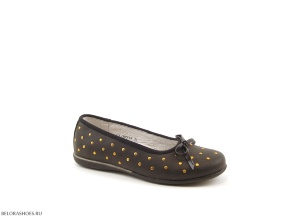 Туфли школьные Джангл 17-20523