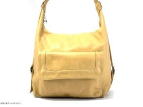 Сумка-рюкзак Маркиза, бежевый