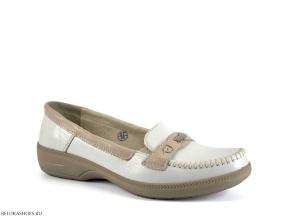 Туфли женские Марко 3374, белый